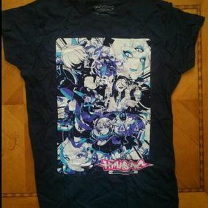Hypersonic Music Club Anime Graphic T Shirt